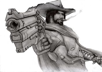 It's high noon... by KaeltheArchon
