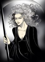 Susan Death by Hyel by a-discworld-guild