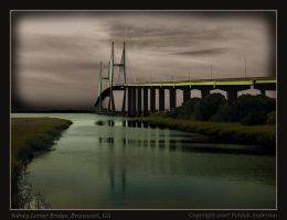 Sydney Lanier Bridge by renaissanceman3