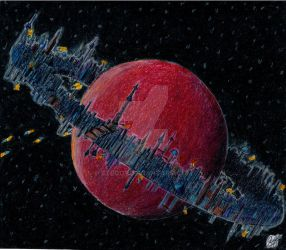 Saturn City 3 of 3 by Stego1