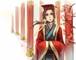 APH_chinese emperor by Armelia