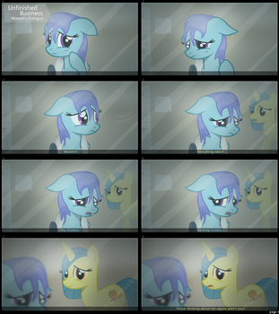 UB: Moonlit's Prologue - Page 1 (New Layout) by darksoma905
