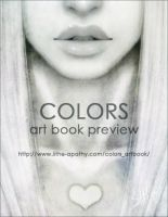 Charity Artbook Preview: White by sambees