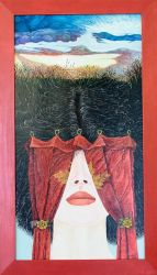 Red Curtain 2014 by 13PaVel