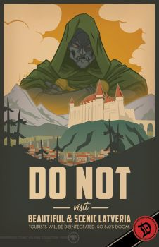 Doom PSA by seanwthornton
