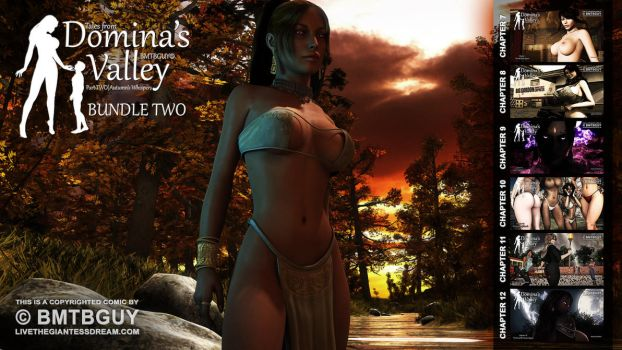 Domina's Valley BUNDLE TWO by bmtbguy
