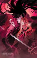 Hellsing for the Season~ by kradeelav