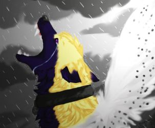 i'm not crying, it's the rain by Dream-Wolf7
