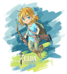 Link Breath of the Wild