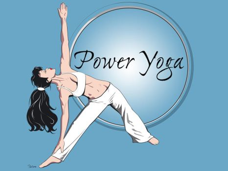 Power Yoga Tringle by van27