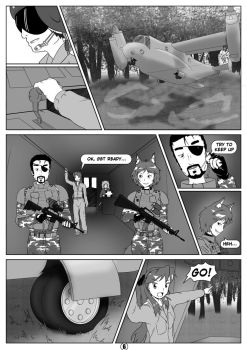 Project-J : Ep1 : Page6 by Spookdi