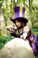 Caitlyn, the Sheriff of Piltover by Neferet-Cosplay