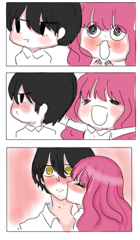 how to calm her down part2 by HagulikestoEat
