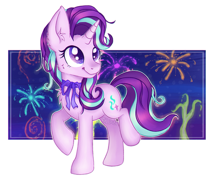 Starlight Glimmer by Falldust