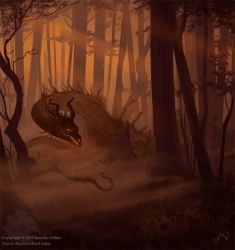 Forest of Fright by Nambroth
