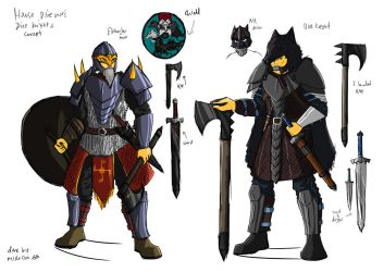 dire knights of House Direnor by testabuddy05