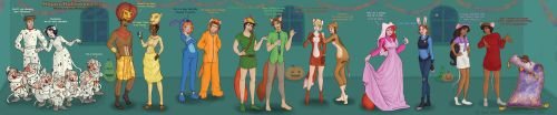 Halloween 2016 Wilde side by Morloth88