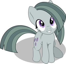 MLP APA Comic Vector: Super Cute Marble Pie by mewtwo-EX