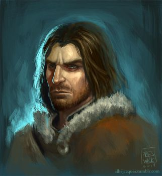 Talion by AllieJacques