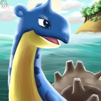 Lapras by Lillytheeevee