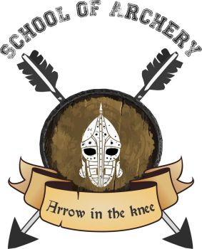 School Of Archery: SKYRIM by Marxl
