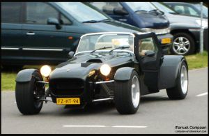 1993 Donkervoort D8 by compaan-art