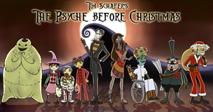 The Psyche before Christmas by sayuri12moonlight