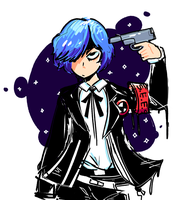 persona 3 is like my favorite game by mmx4tumblr