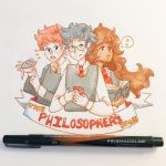 The Philosopher's Stone by pomifumi