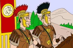 Before the Battle of Philippi by VoteDave