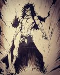 KENPACHI ZARAKI from Bleach by marvelmania