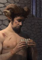 The Faun who did not w... by EthicallyChallenged