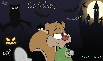 Coucou October by JollyRode