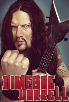 DimebagDarrell Tribute by NightshadeBerry
