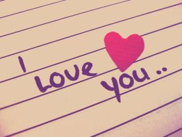 I love you by Pamba