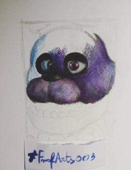 Early WIP for a school project  by FnafArts003