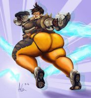 Tremendous Tracer by Ray-Norr
