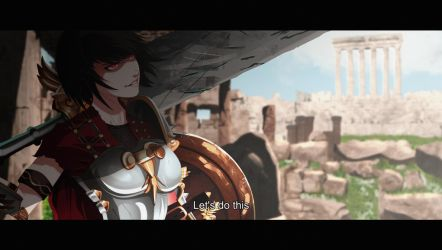 Animated Bellona by Maggotx9