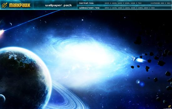 farscape - wallpaper pack by mpk2