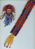beaded objects by Refiner