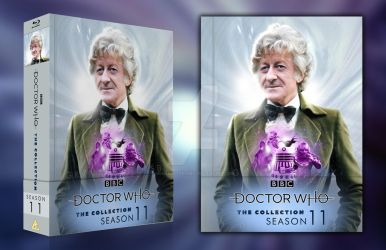 Doctor Who: The Collection - Season 11 Blu Ray by GrantBattersby