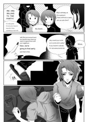 Jeff the killer story comic-Pag.4 by DeluCat