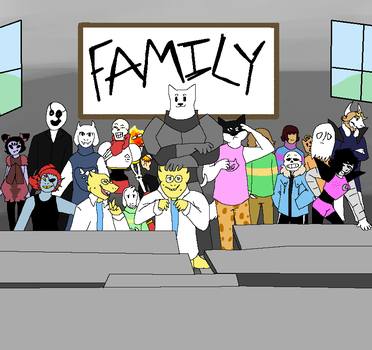 family by mxttaton