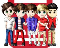 One Direction 2 by ChloeBo