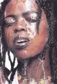 Lauryn Hill by otong666