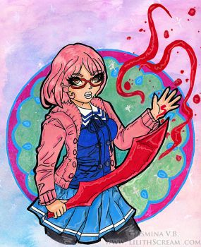 Beyond the Boundary by LilithScream