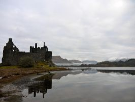 Kilchurn Castle IV by celtes