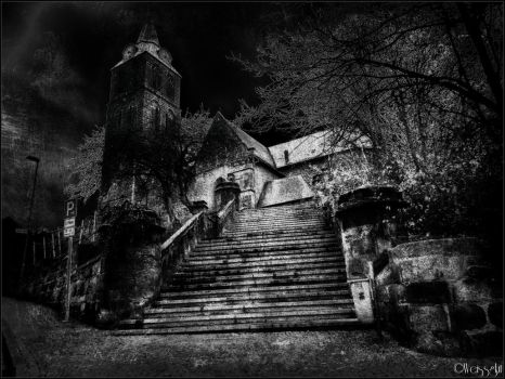 dark sanctuary by Weissglut