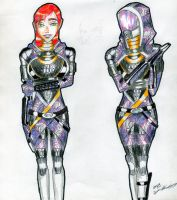 Shepard dress up by Exile-062