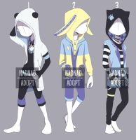 [CLOSED] Kemonomimi Casual Fashion Adopt 6 by NadiaSyahda